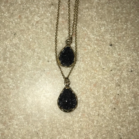 Jewelry - Double string necklace